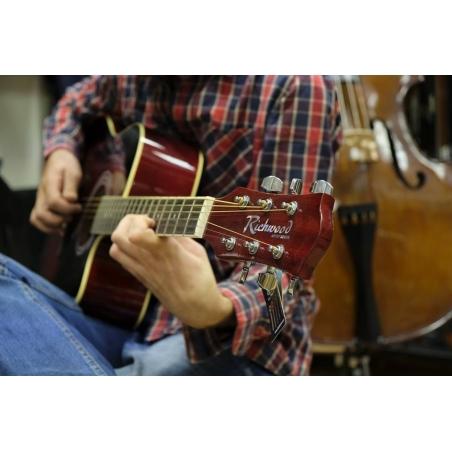 Chitarra acustica Richwood RD12CE