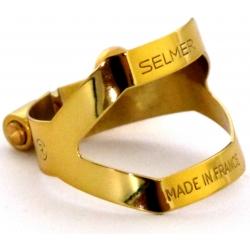 Legatura selmer sax alto gold