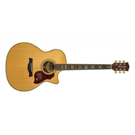 Chitarra acustica  amplificata Richwood G70CEVA