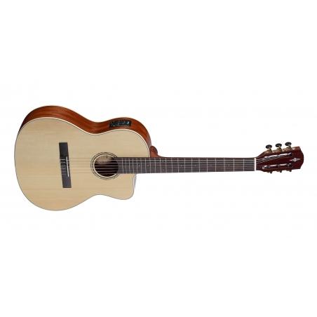 Chitarra classica amplificata Alvarez RC26HCE