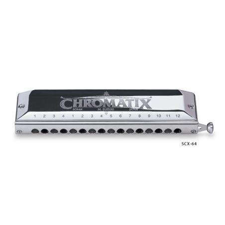 Armonica Cromatica Suzuki Chromatix 12