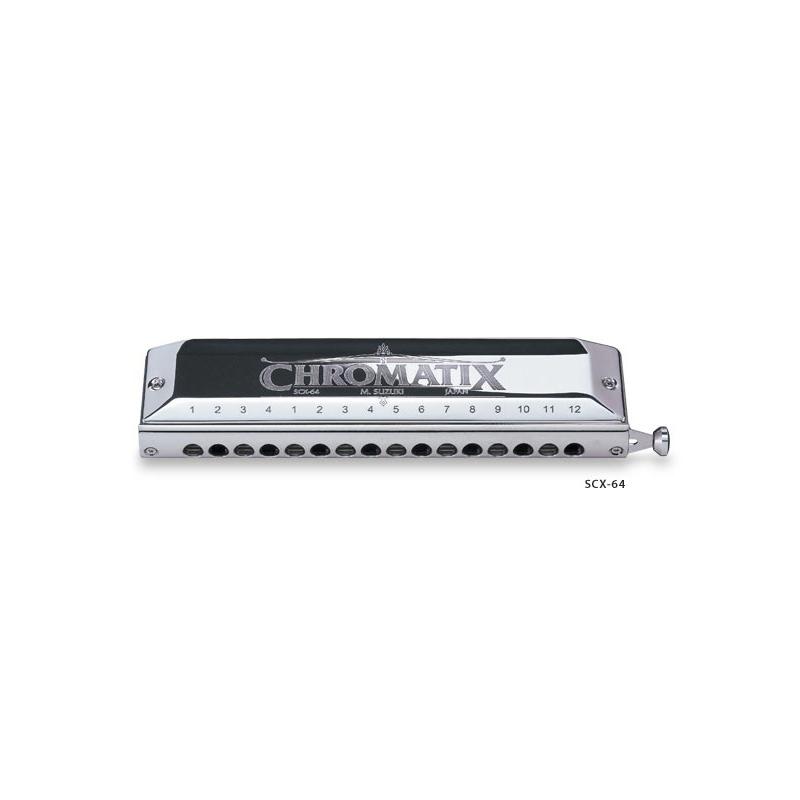 Armonica Cromatica Suzuki Chromatix 16
