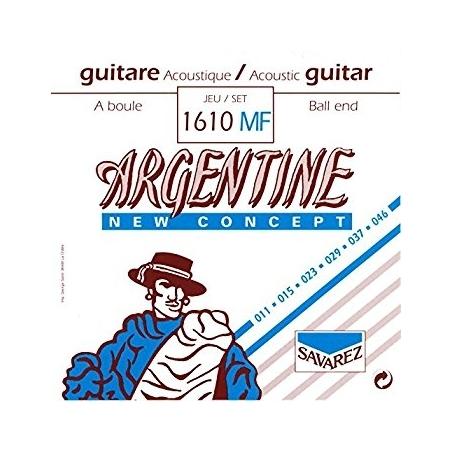 Corde per chitarra Jazz Savarez Argentine1610MF