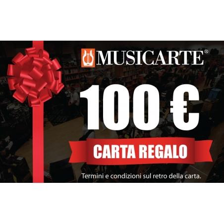 Musicarte Gift Card € 100