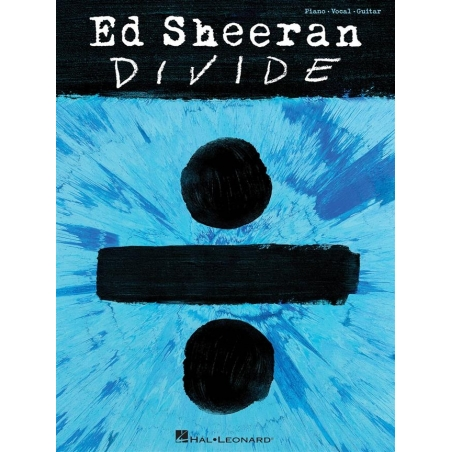 Spartito: Ed Sheeran - Divide