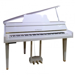 PIANOFORTE DIGITALE YAMAHA GRAND TOUCH GT2 BIANCO