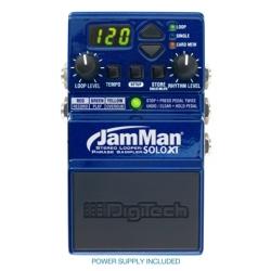 Looper Stereo Digitech JamMan Solo XT