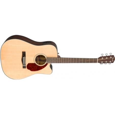 Chitarra acustica amplificata Fender CD-140SCE con custodia