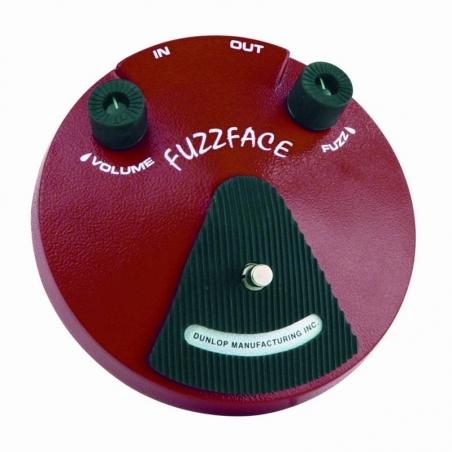 Effetto per chitarra Dunlop Fuzz Face JDF2