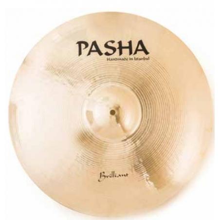 Piatto Crash Pasha Brilliant Rock BR-C18