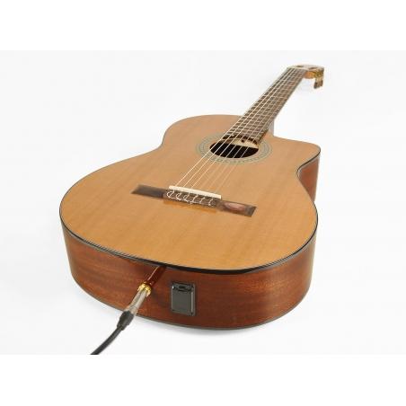 Chitarra classica Salvador Cortez CC10CE