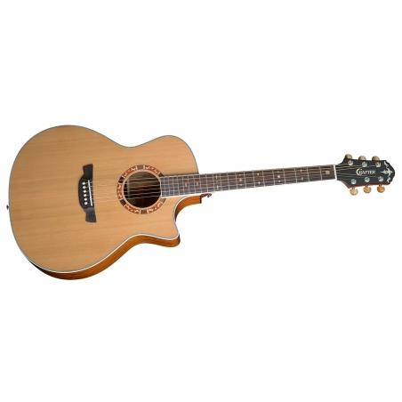 Chitarra acustica amplificata Crafter Gae 15/n