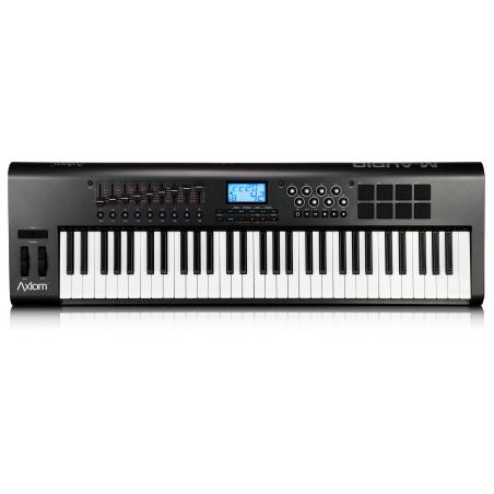 Master Keyboard M audio Axiom 61 mkII