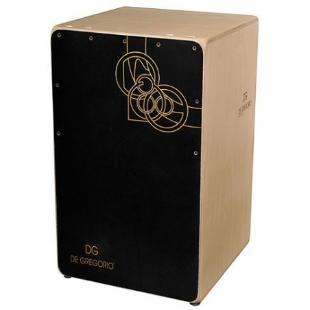 Cajon DG Chanela Black C03 BK DeGregorio