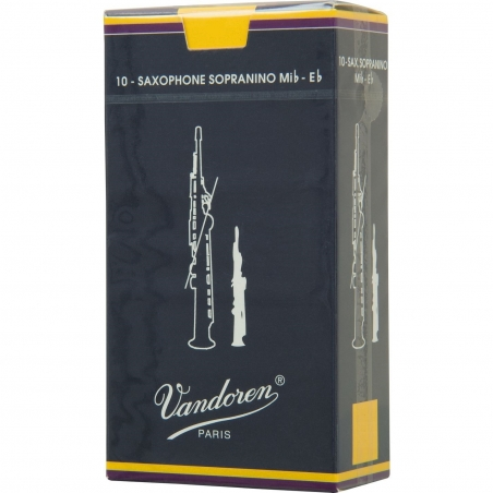 Ance Vandoren Traditional - N. 2 - Sax Sopranino