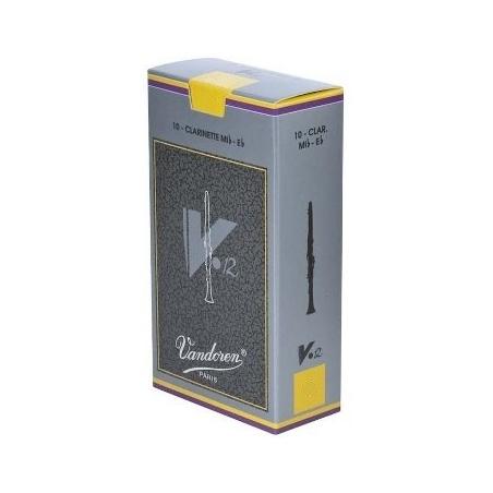 Ance Vandoren V12 - N° 2,5 - Clarinetto Mib (Piccolo)