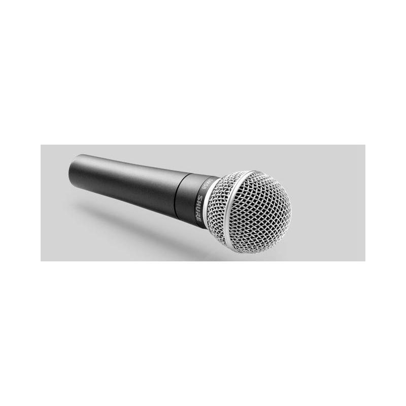Microfono Cardioide Shure SM58 LCE