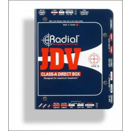 Direct Box Radial JDV MKIII