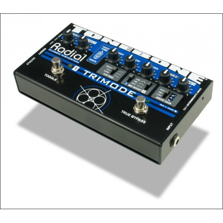Effetto Radial Trimode distortion pedal