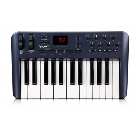 Master Keyboard M audio Oxygen 25