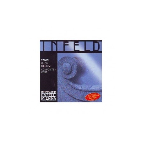 Corde per violino Infeld Blu IB100
