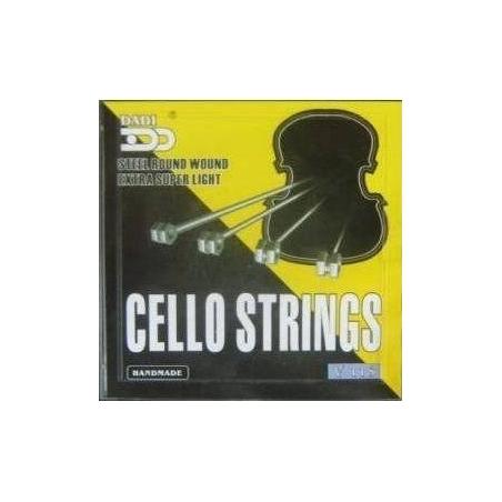 Corde per violoncello Dadi V118