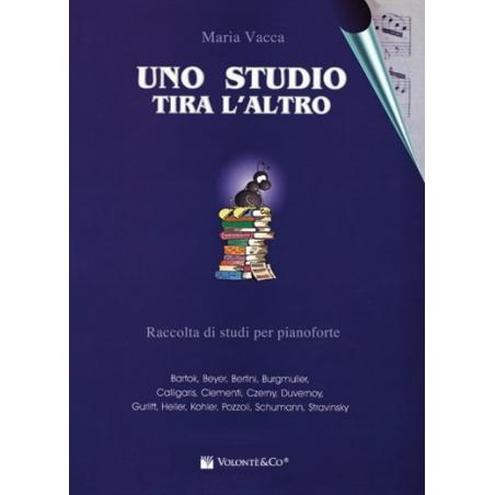 UNO STUDIO TIRA L'ALTRO