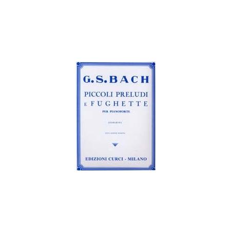 Piccoli Preludi e Fughette G.S. Bach