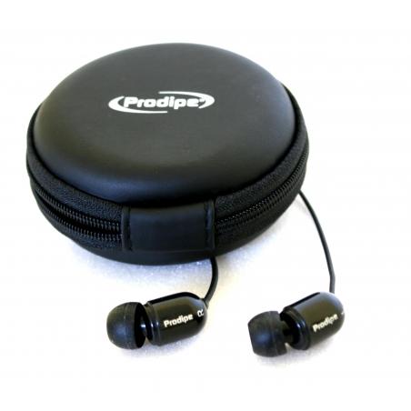 Cuffia Ear Monitors PRODIPE IEM 3 con custodia