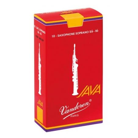 Ance Vandoren Java Red - N° 4 - Sax Soprano
