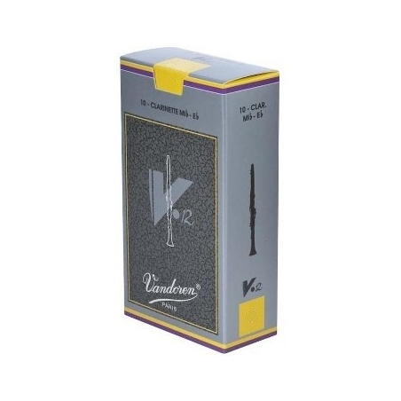 Ance Vandoren V12 - N° 3 - Clarinetto Mib (Piccolo)