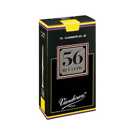 Ance Vandoren Rue Le Pic 56 - N° 3 - Clarinetto Sib