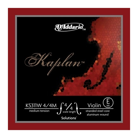 Corda per violino Kaplan Solution KS311W