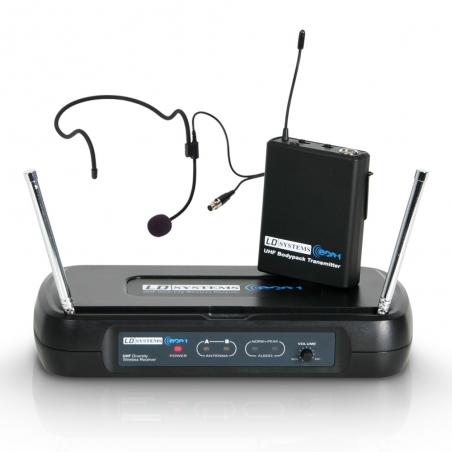Radiomicrofono Ld Systems Eco 2 headset