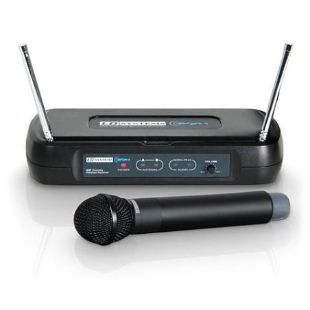 Radiomicrofono Ld Systems Eco 2 gelato