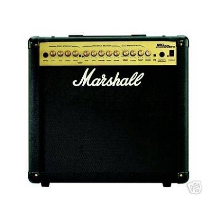 AMPLIFICATORE CHITARRA MARSHALL MG50DFX
