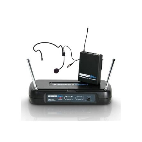 MICROFONO RADIO LD SISTEM ECO 2 BPH1