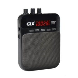 Mini Amplificatore per chitarra con registratore USB digitale GLX PGS-5