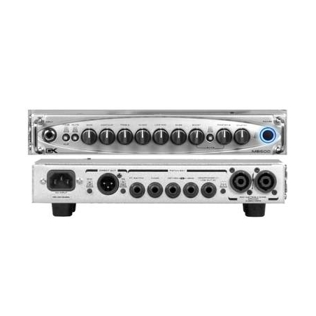 TESTATA GALLIEN KRUEGER DIGITALE MB500