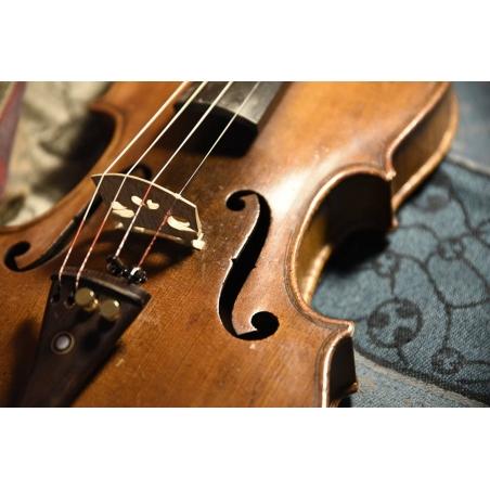 Violino tedesco di fabbrica antica
