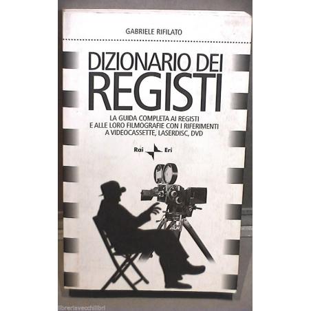 Dizionario dei registi