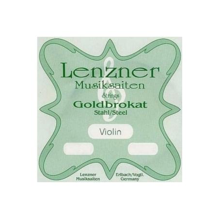 Corda per violino Lenzner Goldbrokat mi