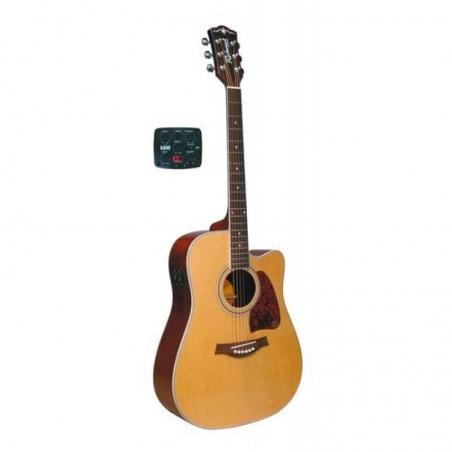 Chitarra acustica Richwood RD17CE