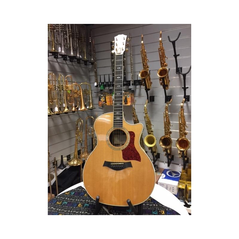 Chitarra acustica Taylor 814CE USATA