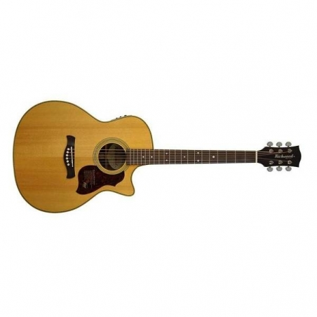 Chitarra acustica amplificata Richwood  G-65-CEVA