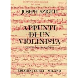 Appunti di un violinista