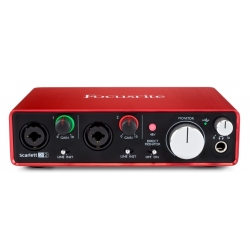 Interfaccia usb Focusrite...