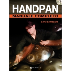 Handpan manuale completo MB680