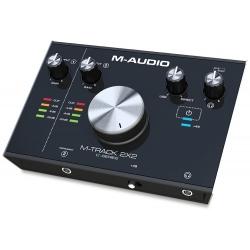 Scheda audio M-AUDIO 2X2
