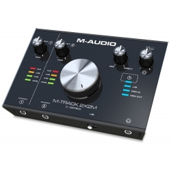 Scheda audio M-AUDIO 2X2M